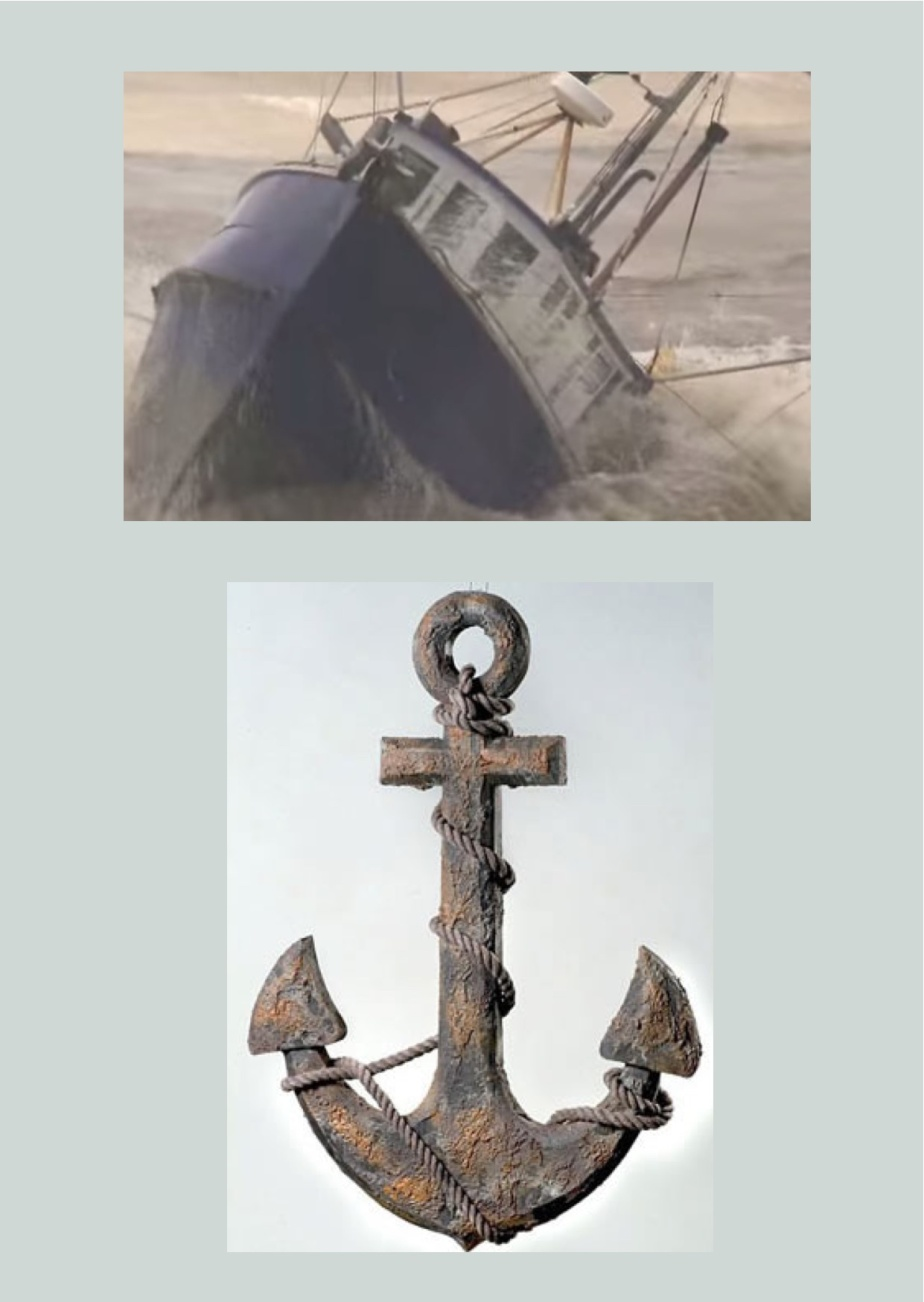 Anchor collage