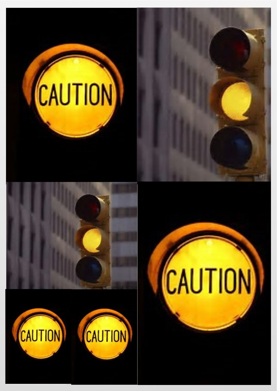 CAUTION LIGHT