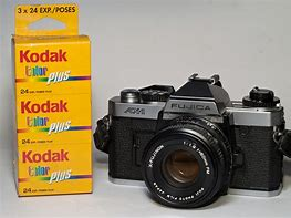 KODAK and camera